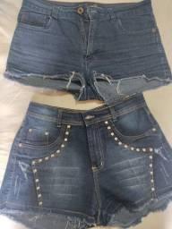 Título do anúncio: Short jeans 36