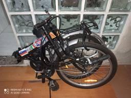 """Bicicleta Dobravel Aro 20"""""""