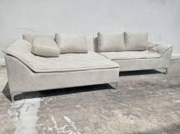 Título do anúncio: Sofá cama  de luxo entrega grátis