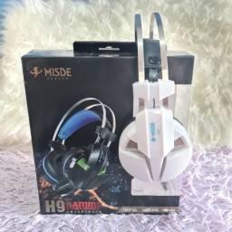 Título do anúncio: Fone De Ouvido Headset Gamer Misde H9-Entrega Grátis