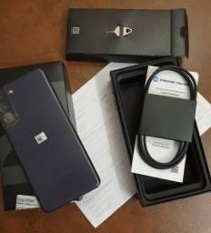 Samsung S21 novo, com nota e garantia. Plásticos não removidos!