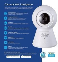 Câmera Inteligente 360º Wi-Fi i2go Home Compatível com Alexa - Pronta Entrega