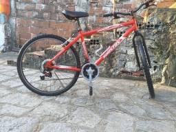 Bicicleta aro 26 bem conservada