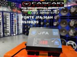 Título do anúncio: fonte carregador bateria jfa 36ah 36 36a a ah sm taramps stetsom