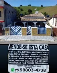 Vende-Se Esta Casa Em Muniz Ferreira-BA
