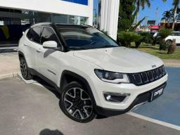 Título do anúncio: Jeep Compass 2.0 Diesel Limited 4x4 Aut - 61.300 km