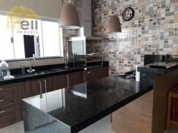 Título do anúncio: Casa com 3 dormitórios à venda, 139 m² por R$ 384.000,00 - Condomínio Eco Palace - Preside