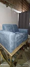Puffs e sofa