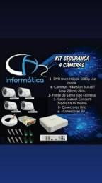 Sistemas de segurança eletrônica