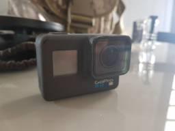 Título do anúncio: GoPro Hero 6 Black + Kit