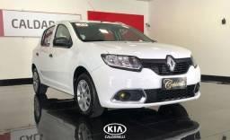 Título do anúncio: Renault SANDERO AUTHENTIQUE _4P_