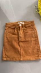 Título do anúncio: Saia pool jeans