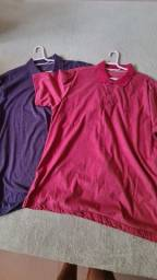 Título do anúncio: Camisas Flaneladas Novas