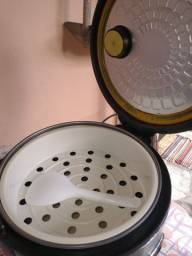 Panela de arroz elétrica
