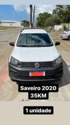 Título do anúncio: Saveiro - Todas as revisões na VW.