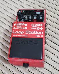 Pedal Boss RC3 Loopstation