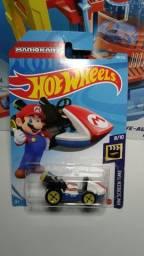 Título do anúncio: Standard Kart Hot Wheels Super Mário Oportunidade