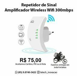Repetidor Wifi Aumente o sinal de sua internet