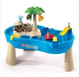 Mesa recreativa Ilha Tropical