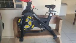 Bike spinning de regulagem em milímetros