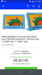 Tablet Discovery Kids