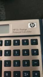 Calculadora Hp 12c prestige