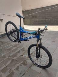 Título do anúncio: Bicicleta aro 26 full