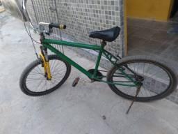 Título do anúncio: Bicicleta toda durinha