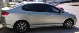 Honda City EXL 1.5 Automático 2010/2011 Prata