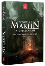 Título do anúncio: As Crônicas de Gelo e Fogo (Livros 2 e 3)