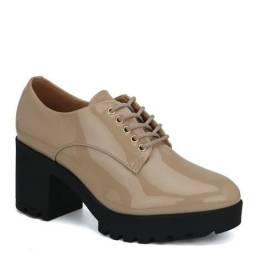 Promoção últimos pares Sapato Oxford Feminino Vizzano 1294.100