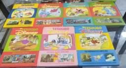 Coleção completa Livros Tesouro Disney - Círculo do Livro ( 15 livros)