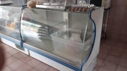Título do anúncio: 2 balcão refrigerado em ótimo estado de conservação