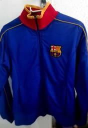 Casaco oficial do Barcelona tam p