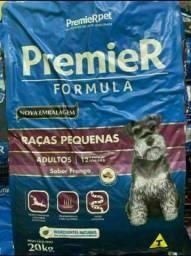 Ração premier 20 kg