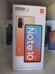 PROMOÇÃO! Redmi Note 10 Pro da Xiaomi.. Novo Lacrado com Pronta Entrega