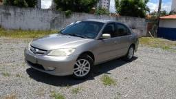 Honda Civic 2006 - Só venda - 2006