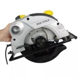 Serra Circular Profissional 2000w - St 110v Siga Tools