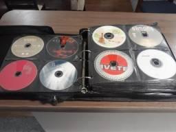 Acervo de DVDs Originais - Shows, Filmes e Séries - Total de 82 DVDs