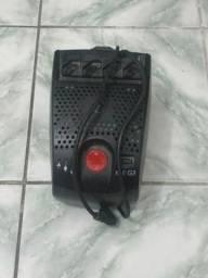 Módulo isolador+Gravador de DVD+Leitor de cartão