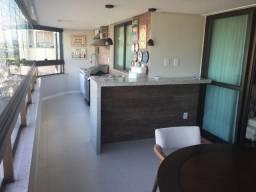 Excelente apartamento alto padrão,amplo com 4 suítes3 vagas de garagem . Financia