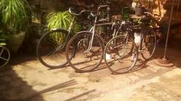 Bikes bicicletas antigas (lote)