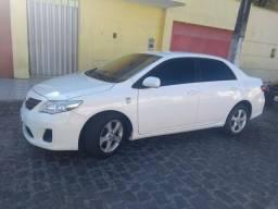 Corolla 2012 automático completo! vendo troco por carro ou moto 99187-7790 - 2012