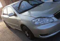 Toyota Corolla XLI 1.6 2005 completo (98)999059321 - 2005