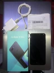Zenfone 4 Max - 16Gb - seminovo