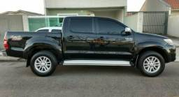 Toyota Hilux srv 3.0 completa 4x4 diesel ( Passo A divida ) whats 018 99627 6786 - 2012