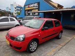 Renault Clio hi-flex *419.00 sem entrada - 2011