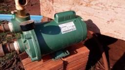Bomba injetora para poço semi artesiano