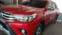 Toyota Hilux 2.8 Srx 4x4 CD 16V Diesel 4p Automatica U,dono Liberada - 2017