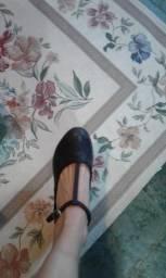 Sapato dança flamenca